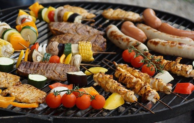 barbecues et camping
